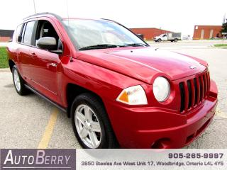 Used 2010 Jeep Compass North Edition - 2.4L - FWD for sale in Woodbridge, ON