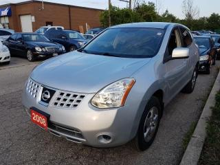 Used 2008 Nissan Rogue S-CERTIFIED for sale in Oakville, ON