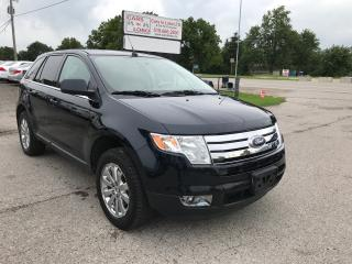 Used 2010 Ford Edge Limited for sale in Komoka, ON