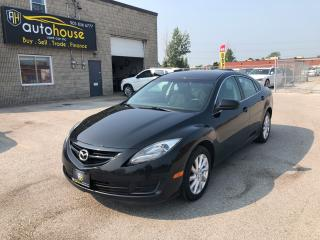 Used 2013 Mazda MAZDA6 GS-I4 GS, BLUETOOTH, MP3, CERTIFIED for sale in Newmarket, ON