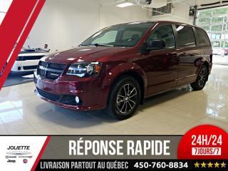 Used 2017 Dodge Grand Caravan Sxt Plus Blacktop for sale in Joliette, QC