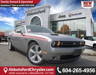 Used 2015 Dodge Challenger SXT Plus or R/T *ACCIDENT FREE* *LOCALLY DRIVEN* for sale in Abbotsford, BC