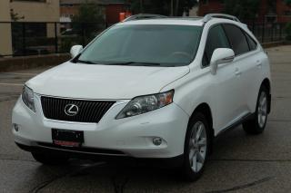 Used 2010 Lexus RX 350 NAVI | Cooled Seats | CERTIFIED for sale in Waterloo, ON