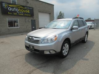 Used 2012 Subaru Outback 2.5i Convenience Package CERTIFIED, AWD, SIRIUS XM, 6 SPEED, HEATED SEATS for sale in Newmarket, ON