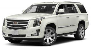 New 2019 Cadillac Escalade Premium Luxury for sale in Bolton, ON
