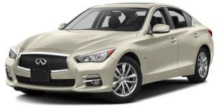 Used 2017 Infiniti Q50 3.0T Red Sport 400 for sale in Unionville, ON