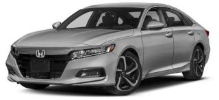New 2018 Honda Accord Sedan 1.5T Sport-HS CVT for sale in Pickering, ON