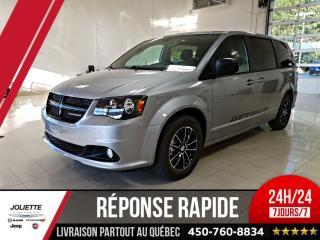 Used 2018 Dodge Grand Caravan CVP/SXT for sale in Joliette, QC