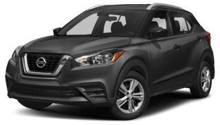 New 2018 Nissan Kicks SV CVT for sale in Ajax, ON