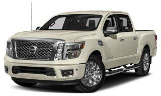 New 2018 Nissan Titan Crew Cab Platinum 4x4 for sale in Whitby, ON