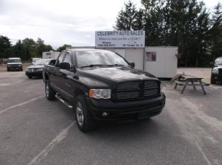 Used 2005 Dodge Ram 1500 LARMIE 4X4 4 DOOR for sale in Elmvale, ON