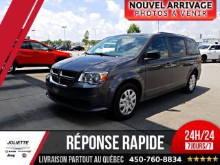 Used 2017 Dodge Grand Caravan CVP/SXT for sale in Joliette, QC