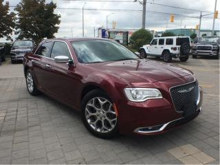 Used 2017 Chrysler 300 300C AWD Platinum**Panoramic Sunroof** for sale in Mississauga, ON