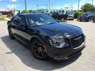 Used 2017 Chrysler 300 300S**PANORAMIC SUNROOF**NAVIGATION** for sale in Mississauga, ON