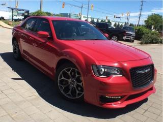 Used 2017 Chrysler 300 *300S*5.7L Hemi V8*Sunroof*Leather*NAV for sale in Mississauga, ON