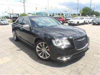 Used 2016 Chrysler 300 C**Adaptive Cruise Control**Panoramic Sunroof** for sale in Mississauga, ON