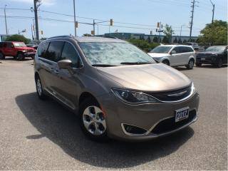 Used 2017 Chrysler Pacifica Touring L Plus**Adaptive Cruise**Leather** for sale in Mississauga, ON