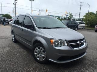 Used 2016 Dodge Grand Caravan SE**Rear STO & GO Seating** for sale in Mississauga, ON