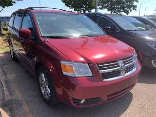 Used 2010 Dodge Grand Caravan SXT**DVD**Rear Climate Control**Navigation** for sale in Mississauga, ON