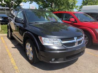 Used 2010 Dodge Journey SXT 7 Passenger Seating**Rear Climate Control** for sale in Mississauga, ON
