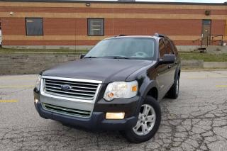 Used 2007 Ford Explorer XLT for sale in Mississauga, ON