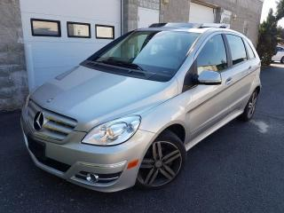 Used 2011 Mercedes-Benz B-Class B 200 Turbo for sale in Oakville, ON