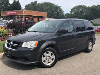 Used 2012 Dodge Grand Caravan SE-1 OWNER-ONLY $7499 for sale in Mississauga, ON
