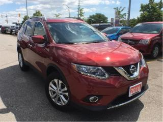 Used 2016 Nissan Rogue S**Navigation**Power Sunroof** for sale in Mississauga, ON