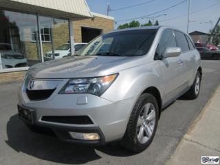 Used 2011 Acura MDX Sh-Awd 8 for sale in Varennes, QC