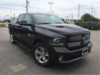 Used 2017 RAM 1500 Sport 4X4**Heated Seats**Remote Start** for sale in Mississauga, ON