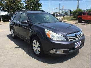 Used 2010 Subaru Outback 3.6R Leather**Power Sunroof** for sale in Mississauga, ON