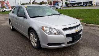 Used 2012 Chevrolet Malibu LS, Only 118 km, 4 cy Ecotec Engine for sale in Toronto, ON
