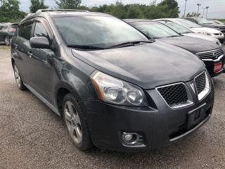 Used 2009 Pontiac Vibe for sale in Pickering, ON