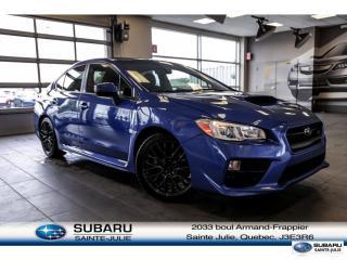 Used 2016 Subaru WRX STI for sale in Ste-Julie, QC