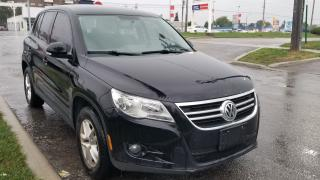 Used 2010 Volkswagen Tiguan 4 Motion, Only 125 km, AWD for sale in Scarborough, ON