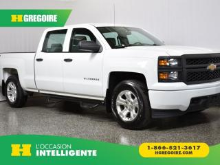 Used 2015 Chevrolet Silverado 1500 WORK TRUCK 4X4 5,3L for sale in St-Léonard, QC