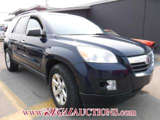 Used 2008 Saturn OUTLOOK XE 4D UTILITY AWD for sale in Calgary, AB