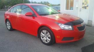 Used 2014 Chevrolet Cruze 1LT for sale in Beauport, QC