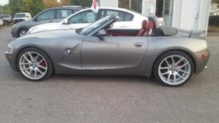 Used 2005 BMW Z4 3,0l 6 Vit for sale in Beauport, QC