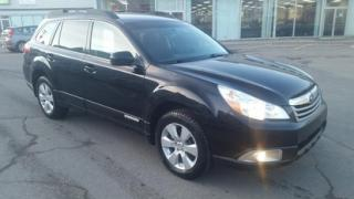 Used 2010 Subaru Outback Premium for sale in Beauport, QC