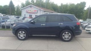 Used 2009 Acura MDX Tech pkg for sale in Quebec, QC