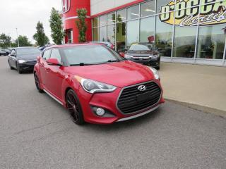 Used 2016 Hyundai Veloster Turbo Version Turbo for sale in Quebec, QC