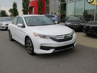 Used 2016 Honda Accord LX for sale in Quebec, QC
