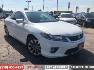 Used 2013 Honda Accord EX-L | LEATHER | NAV | ROOF for sale in London, ON