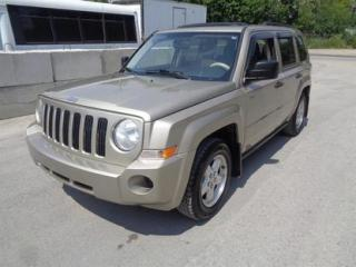 Used 2009 Jeep Patriot FWD 4DR for sale in Montreal, QC