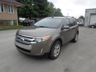 Used 2012 Ford Edge 4DR Sel AWD for sale in Montreal, QC