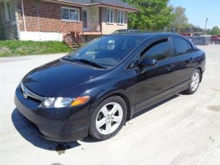 Used 2007 Honda Civic 4DR MT EX for sale in Montreal, QC
