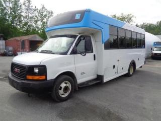 Used 2012 GMC Savana 4500 159