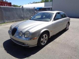 Used 2000 Jaguar S-Type 4DR SDN V6 for sale in Montreal, QC