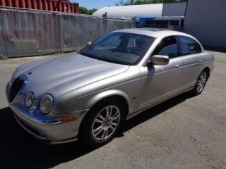Used 2003 Jaguar S-Type 4DR SDN V8 for sale in Montreal, QC
